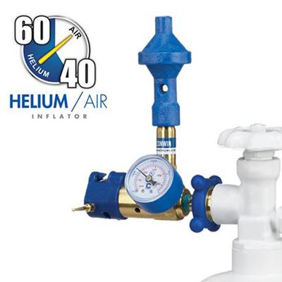 60/40 HELIUM/AIR INFLATOR