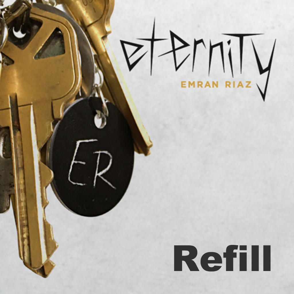 ETERNITY REFILL - 25 stk.
