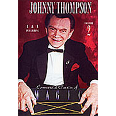 COMMERCIAL CLASSICS 2 - Johnny Thompson