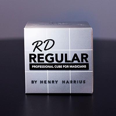 RD REGULAR CUBE - Henry Harrius