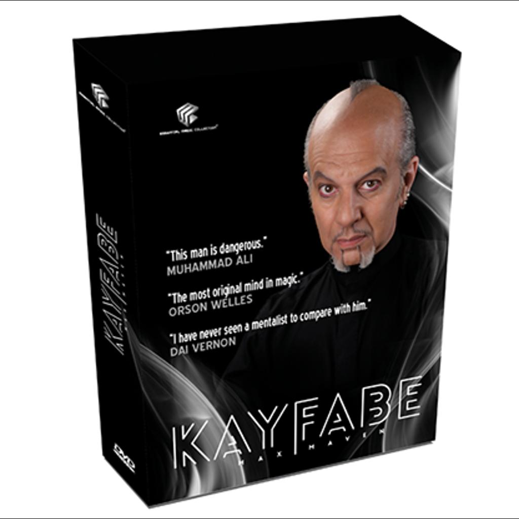 KAYFABE - Max Maven