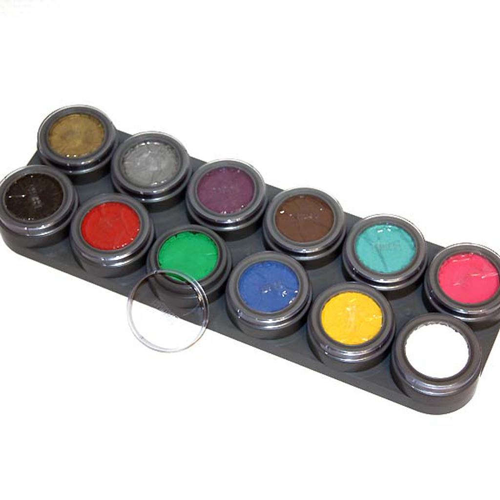 GRIMAS SMINKEPALET 12 farver