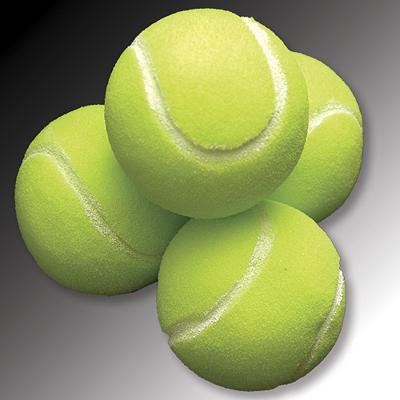 SPONGE TENNIS BALLS - Alan Wong