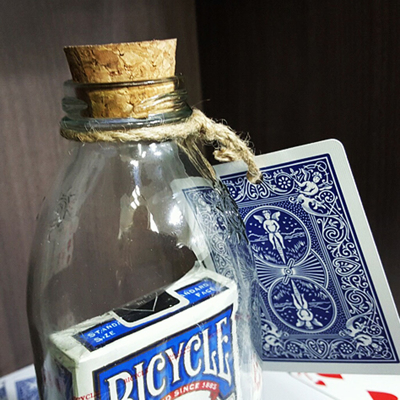 BICYCLE IN A BOTTLE