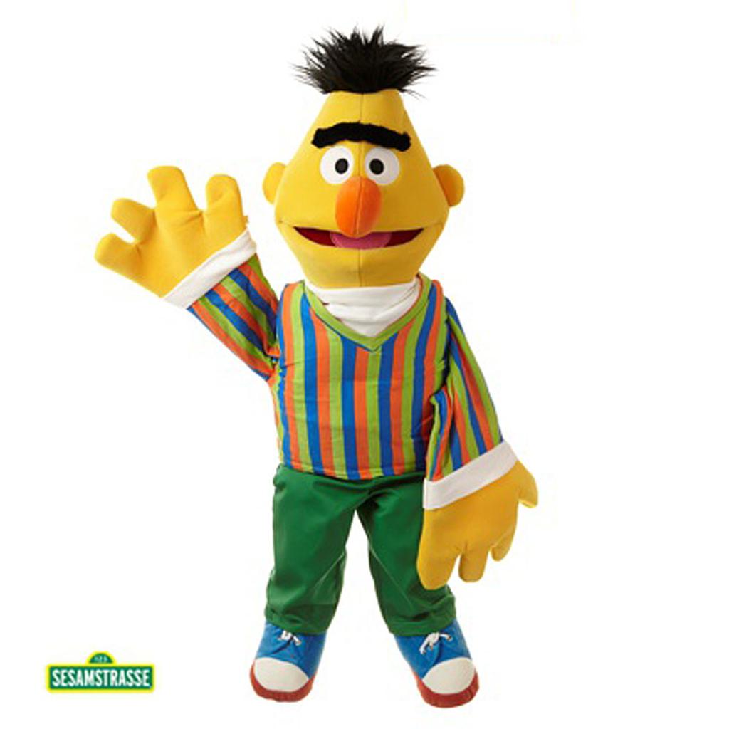 BUGTALERDUKKER - Bert