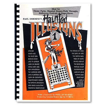 HAUNTED ILLUSIONS - Paul Osborne
