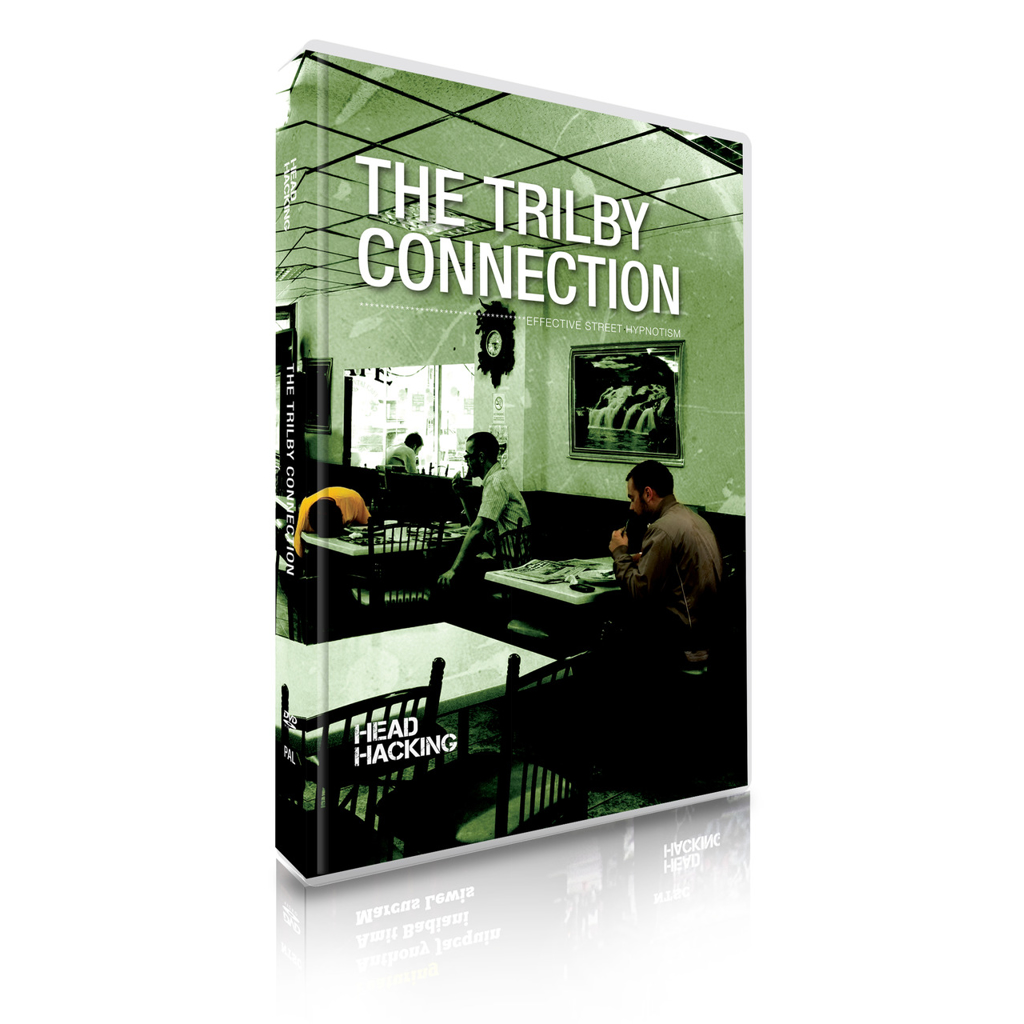 THE TRILBY CONNECTION - Anthony Jacquin