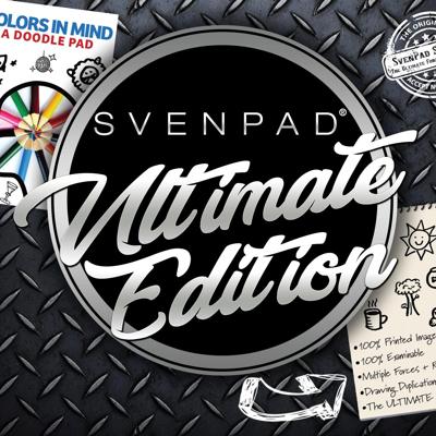 SVENPAD ULTIMATE EDITION - Brett Barry