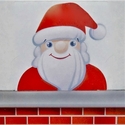 PEEK-A-BOO SANTA - Silly Billy