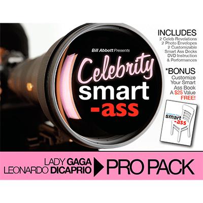 CELEBRITY SMART ASS - Lady Gaga & Leonardo DiCaprio