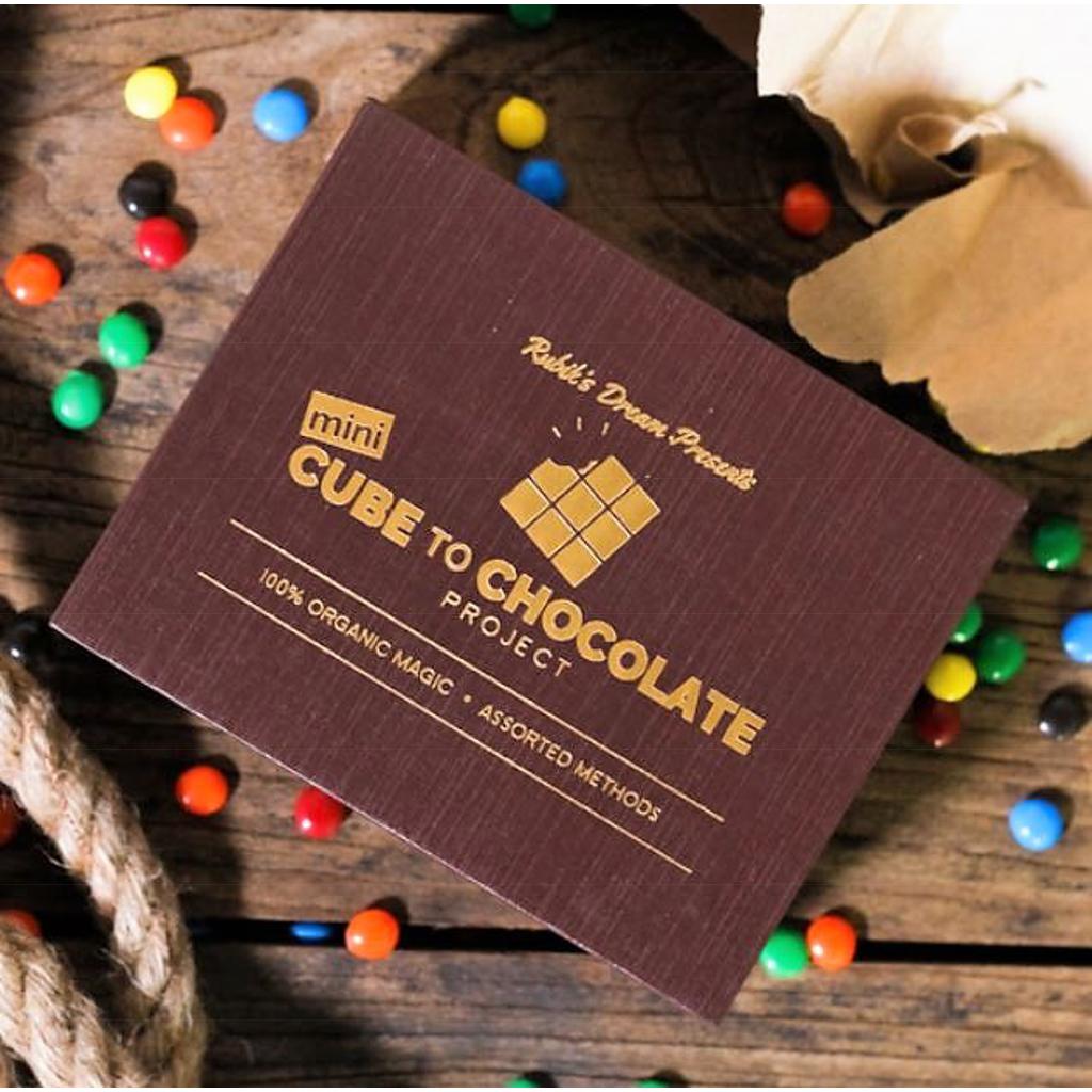MINI CUBE TO CHOCOLATE - Henry Harrius