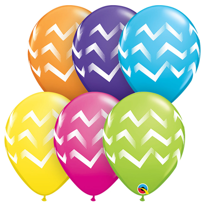 "CHEVRON STRIPS 11"" - 25 pcs."