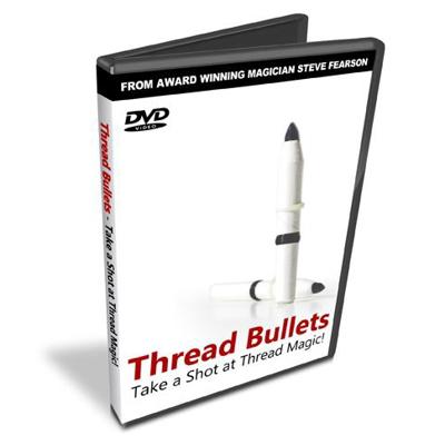 THREAD BULLET DVD - Steve Fearson