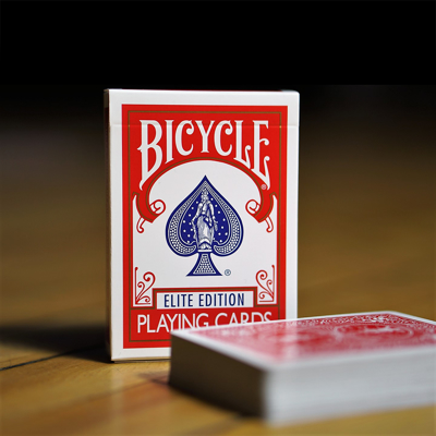 RED BICYCLE ELITE EDITION PLAYING CARDS