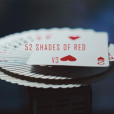 52 SHADES OF RED - V3 - Shin Lim