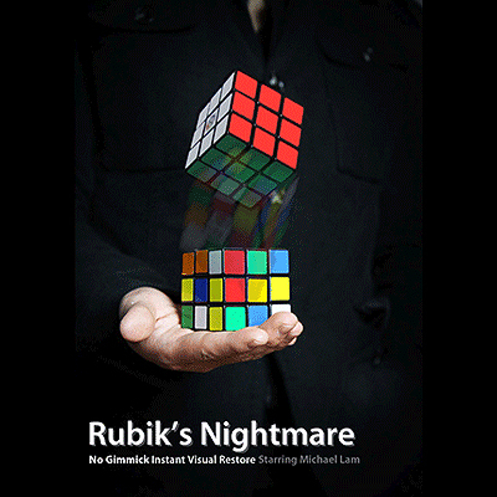 RUBIK'S NIGHTMARE - Michael Lam