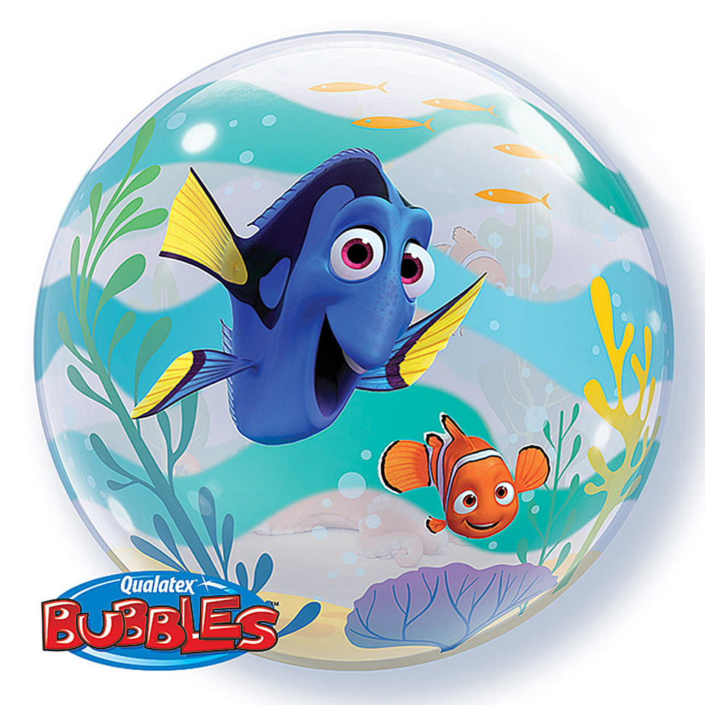 FINDING DORY BUBBLE