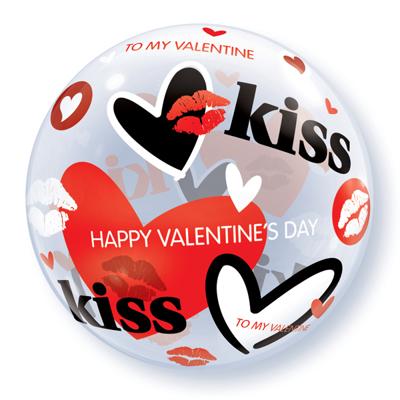 VALENTINE'S KISSES