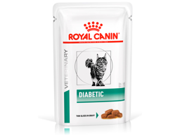 ROYAL CANIN VETERINARY DIET FELINE DIABETIC KATTEMAD