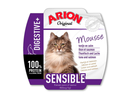ARION ORIGINAL SENSIBLE KISSANRUOKA