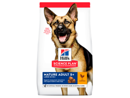 HILL'S SCIENCE PLAN CANINE MATURE ADULT 5+ ACTIVE LONGEVITY LARGE BREED WITH CHICKEN HUNDEFODER
