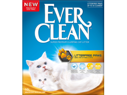 EVER CLEAN LITTERFREE PAWS KATTESAND