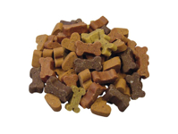 NOBBY STARSNACK PARTY MIX GRAINFREE HUNDEGODBID