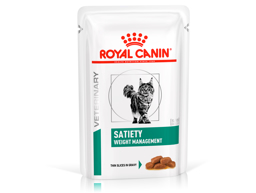 ROYAL CANIN VETERINARY DIET SATIETY SUPPORT WEIGHT MANAGEMENT KATTEMAD