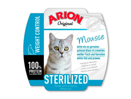 ARION ORIGINAL STERILIZED KATTMAT