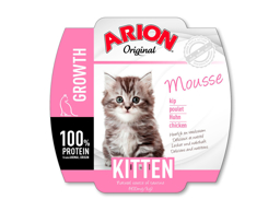 ARION ORIGINAL KITTEN KATTEFODER