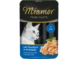 MIAMOR FILET TUN OG KRABBE KATTEMAD