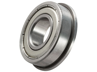 Bearings with flange