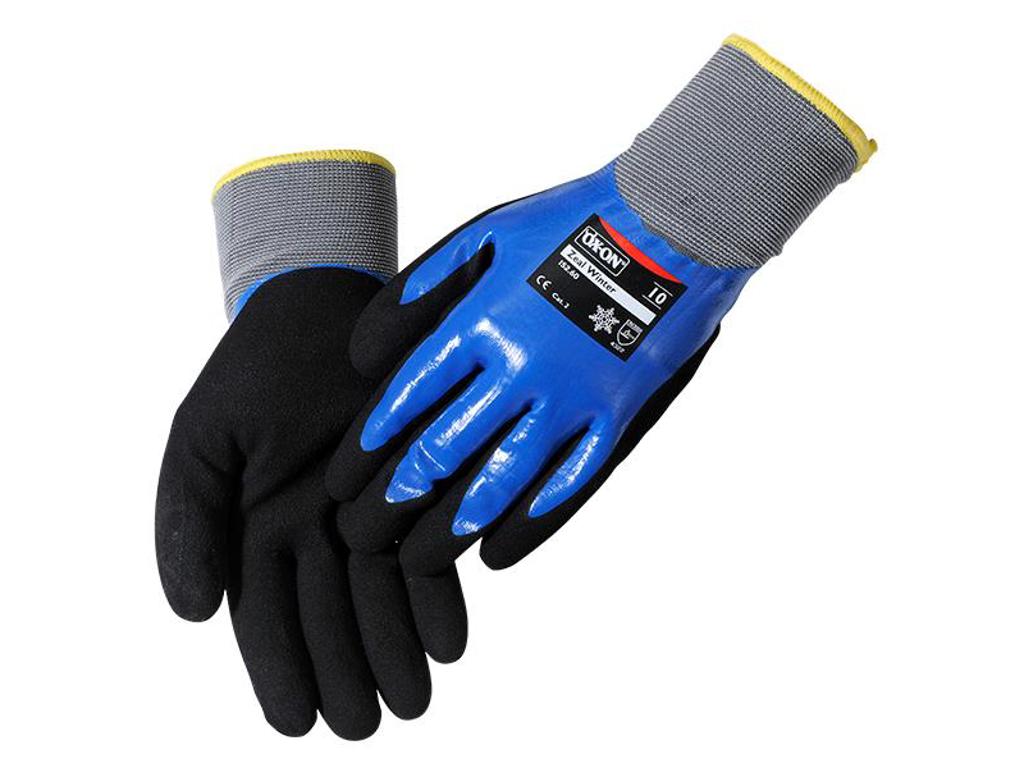 OX-ON ZEAL WINTER HANDSKE STR. 10