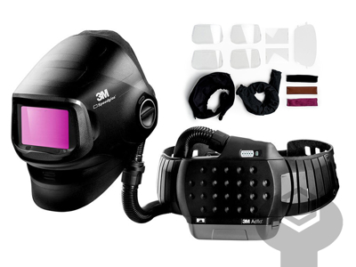 SPEEDGLAS G5-01VC AIR M/ADFLO STARTER KIT