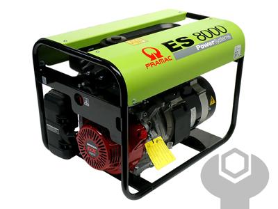 GENERATOR PRAMAC ES8000 THHPI 230/400 V