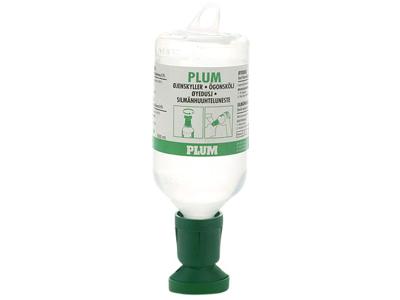 Øjenskyl med øjekop Plum 500 ml
