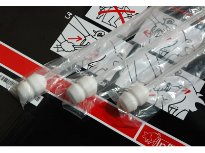 InPig - 500 pcs  single packed