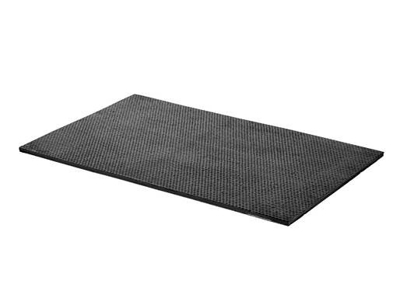 Rubber mats 1650x1100x17 mm