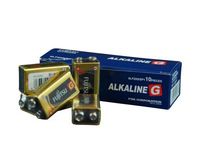Batteri 9V alkaline( E-block )