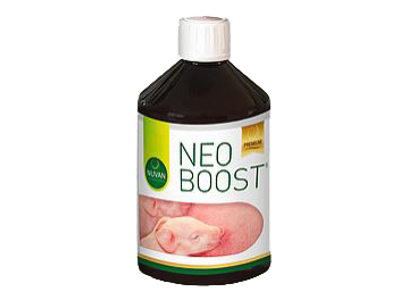 Neoboost 4x500 ml inkl. pumpe