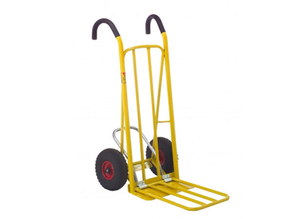 Multi handtruck with rubber tires 250 ltr.