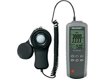 Luxmeter MS-200 LED