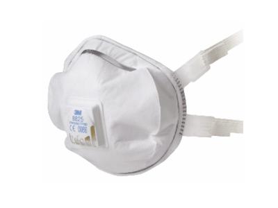 Sikkerhedsmaske 3M FFP2D til våd