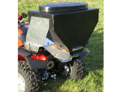 Fodermaskine mobil til ATV
