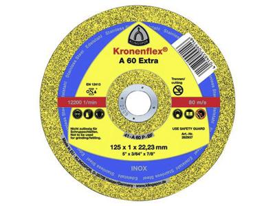 Cutting disk 125mm Kronenflex A60