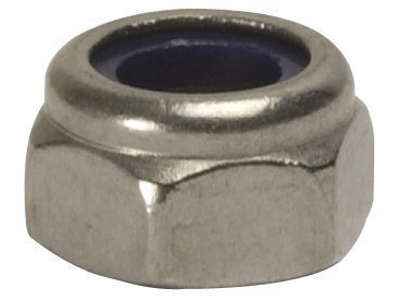 Self locking nut SST a2 10 mm DIN 985