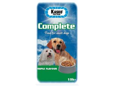 Kasko Complete 15 kg (Nukik)