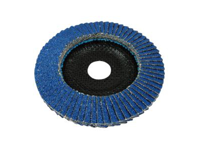 Flap disc for trimming sows