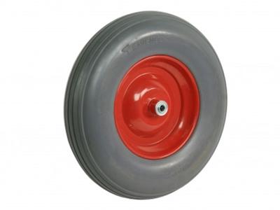 Hjul punkterfri  4.00x8 med 12x100 mm nav
