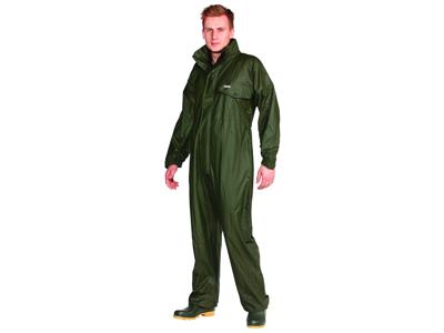 Rainsuit Comfort Oliven